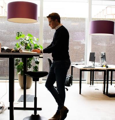office-readid-staand