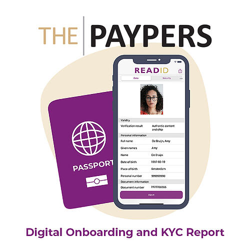 Paper NFC First Approach to Instant Mobile Onboarding